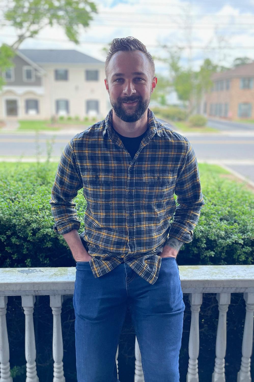 Scott Shanley, Client Relations Specialist